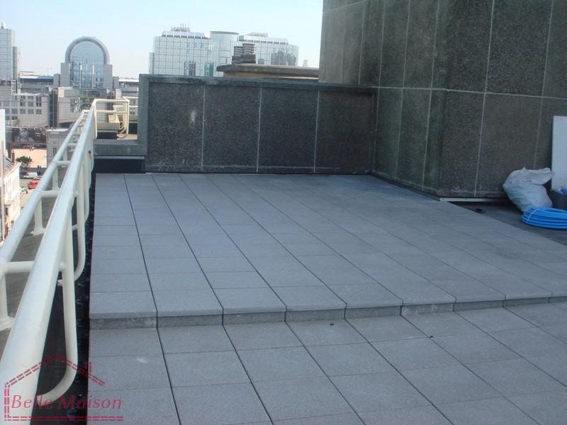 R novations construire terrasses en bois b ton pierre for Construire terrasse beton